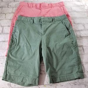 Gap Bermuda Shorts Size 8